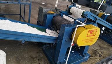 老挝2.6万吨TSR10天然橡胶初加工生产线